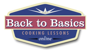 Back to Basics Cooking Class